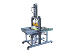 Гильотина для резки каучуков и вязких материалов