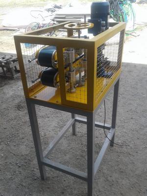 Тянущее устройство 440х80 для линий экструзии РТИ